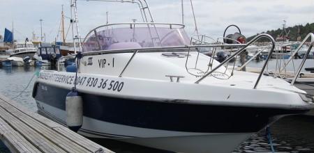 VIP båten