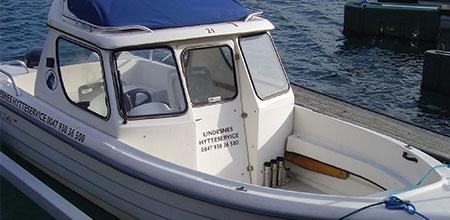 Leie båt