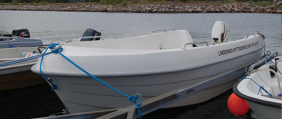 Leie båt Lindesnes