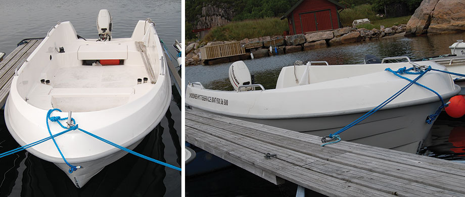 Rent boat Lindesnes